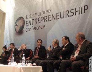 Renforcements de la coopération entre les USA et les pays du Maghreb