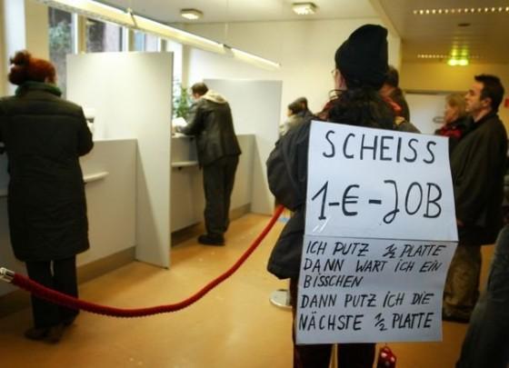 Allemagne: hausse des salaires et disparités