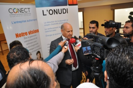 Tunisie: développement de l'entrepreneuriat