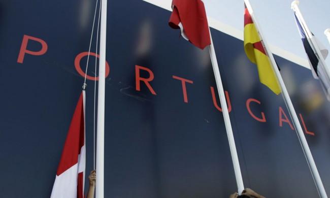 Portugal : le PIB en baisse