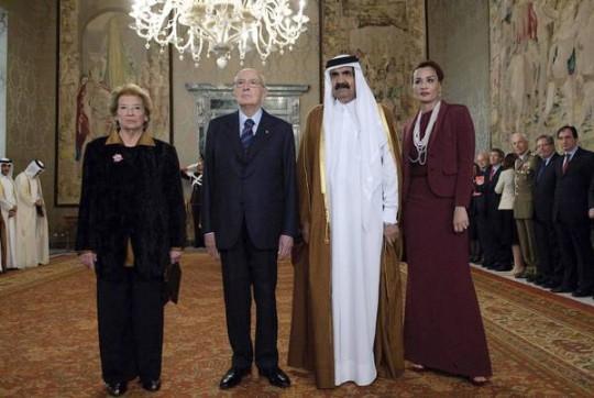 Italie: investissements qataris en vue