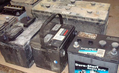 Maroc : recyclage des batteries