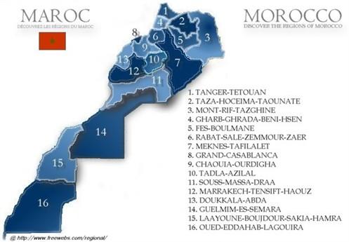 Maroc : la régionalisation prend forme
