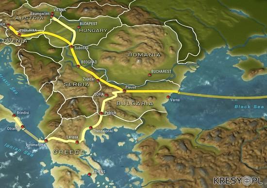 Bulgarie: préalables au projet South Stream