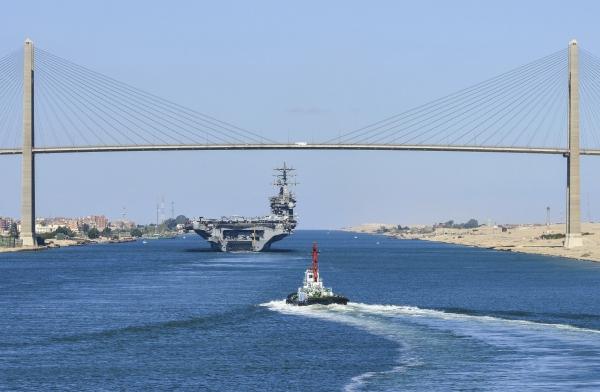 Le Canal de Suez est en très bonne santé financière