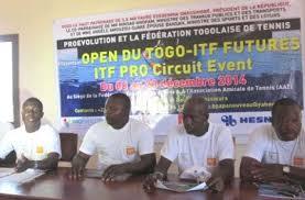 Première édition du Togo Open-ITF Futures