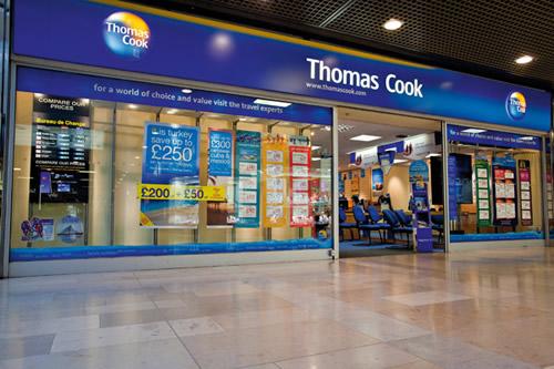 Royaume-Uni : Thomas Cook réduit son personnel