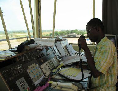 Ghana : Contrôler le trafic aérien
