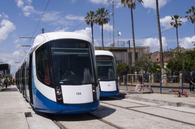 Algérie: Renforcement du transport public par les tramways