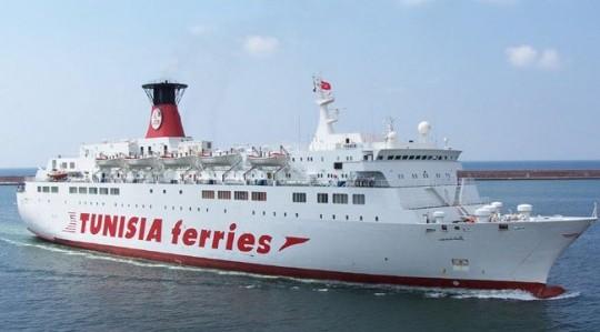 Tunisie : transport maritime vers la Libye