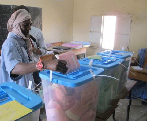 Mauritanie : Présidentielle en juin prochain.